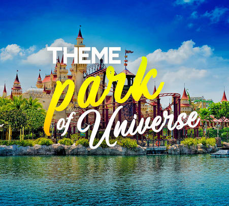 Universal Studios Ticket - Flat 40% off
