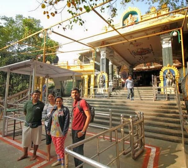 Temple and Thindi (Breakfast) Trail in Bangalore