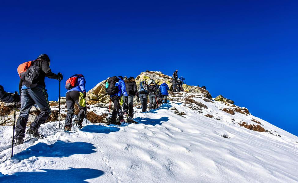 Image result for kedarkantha trek