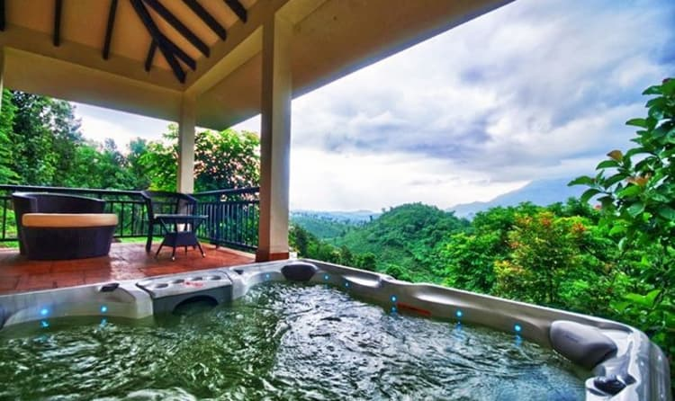 11the Windflower Resort Spa Wayanad