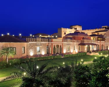 Luxurious Stay at Juna Mahal in Ranthambore @ Flat 41% off