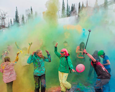 Holi Special: Lakeside Camping Experience near Pune