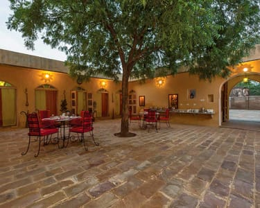 Stay in Heritage Haveli in Jaipur