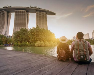 5 Nights Singapore Honeymoon Package with Cruise