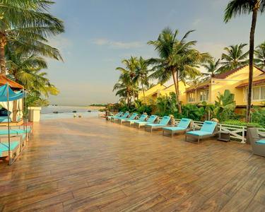 Luxury Stay at Mayfair Resorts, Goa