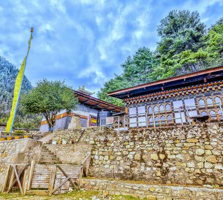 7 D 6 N Bhutan Honeymoon Holiday Package, Flat 15% off