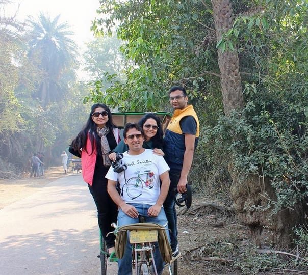 Day Trip to Bharatpur
