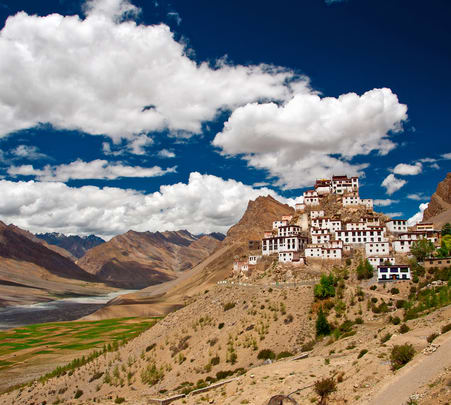 Spiti Sightseeing Tour from Chandigarh in a Car