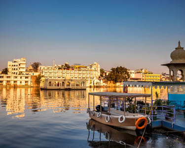 Winter Special: Delhi to Udaipur Flat - 13% off