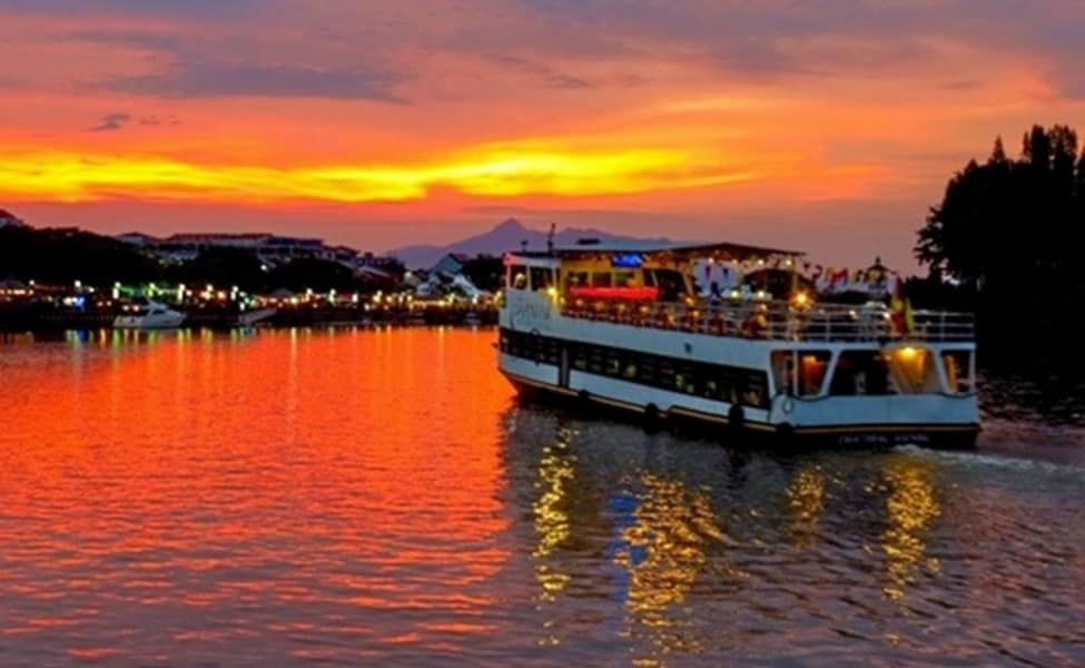 Sunset River Cruise In Mandovi River Thrillophilia