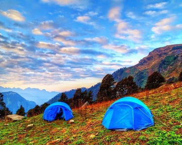 Budget Camping Experience in Manali Flat 25% off