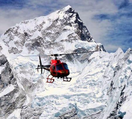 Mount Everest Flight in Nepal - Flat 20% off