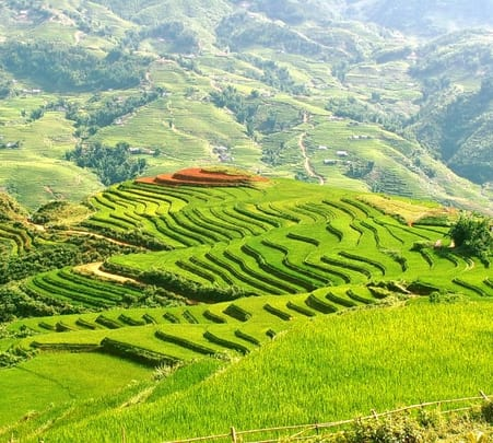Trek to Sapa in Vietnam