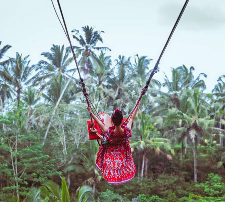 Bali Swing in Ubud - Flat 20% off
