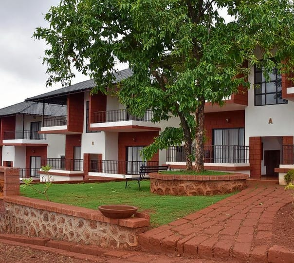 Stay at Forest Escapes Resort at Koyna