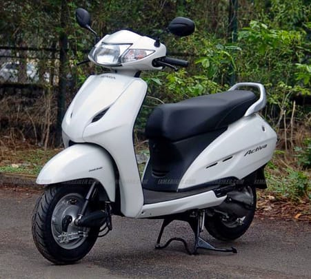 Scooty Rental in Dandeli Flat 15% off