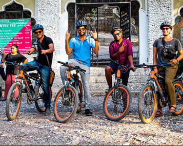 E- Bike Tour of Rishikesh, Flat 15% off