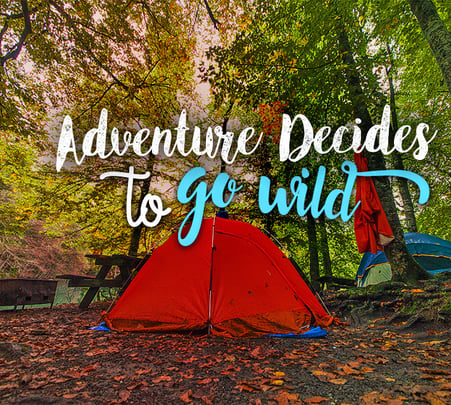 Camping with Adventure Sports at Bhedaghat, Jabalpur
