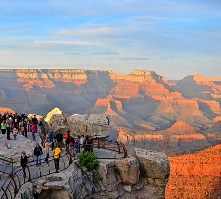 Las Vegas and Grand Canyon Adventure Tour