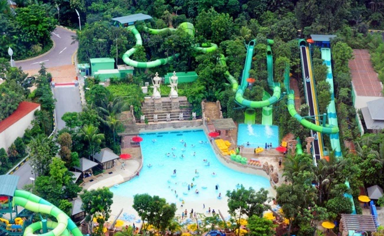 Adventure Cove Waterpark In Singapore Thrillophilia