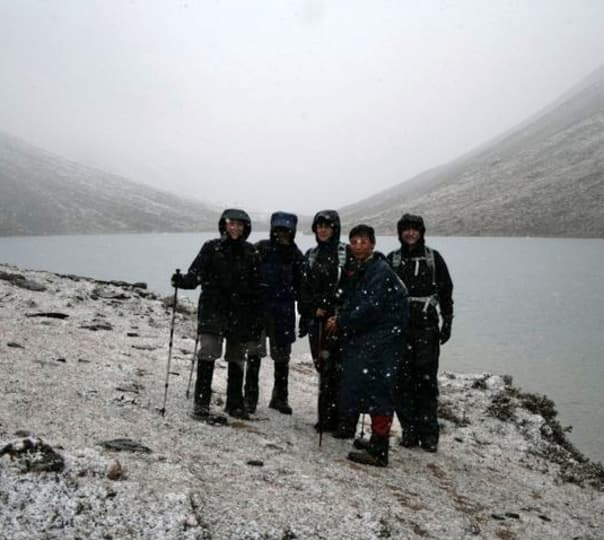 Trek to Dagala Thousand Lakes