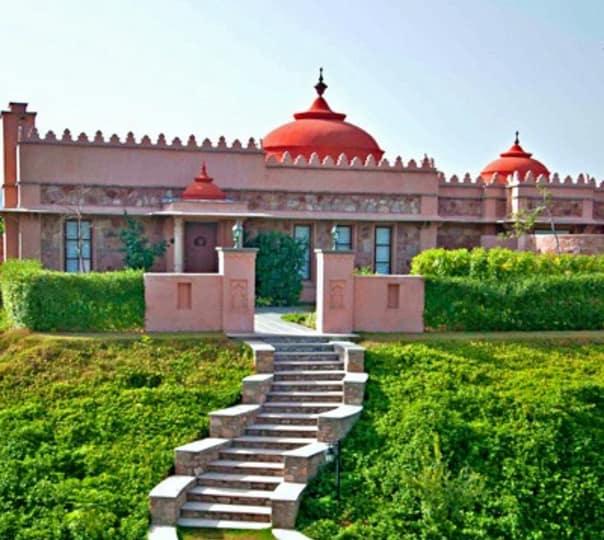 Stay at Tree of Life Resort & Spa, Jaipur