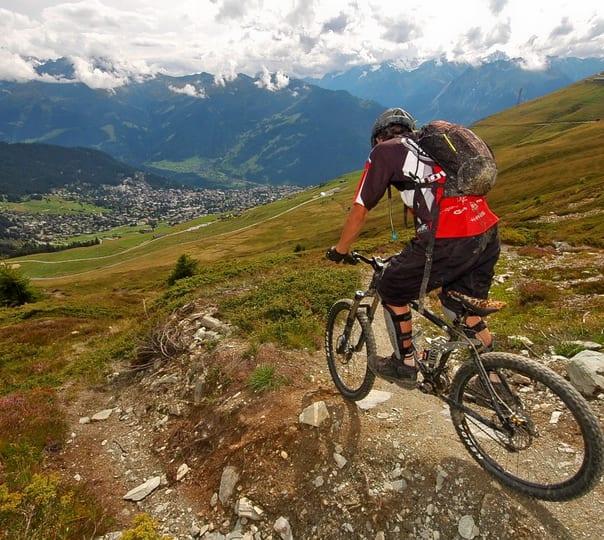 Biking from Kalimpong to Siliguri