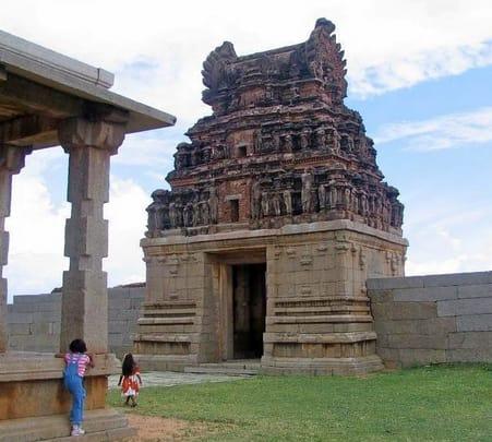 Trip to Hampi in Karnataka