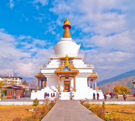 5 Days Breathtaking Bhutan Package