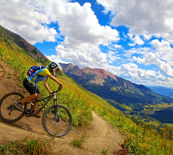 Mountain Biking from Latpancher to Siliguri
