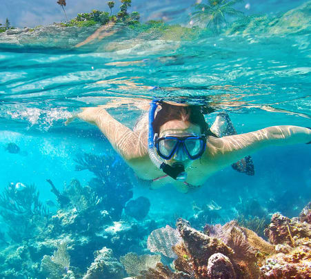 Bali Snorkeling at Blue Lagoon Flat 10% off