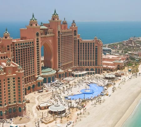 4 Nights and 5 Days in Dubai and Atlantis Palm (ex.delhi)