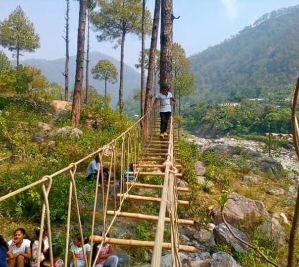Camp Kalsi Adventure Experience