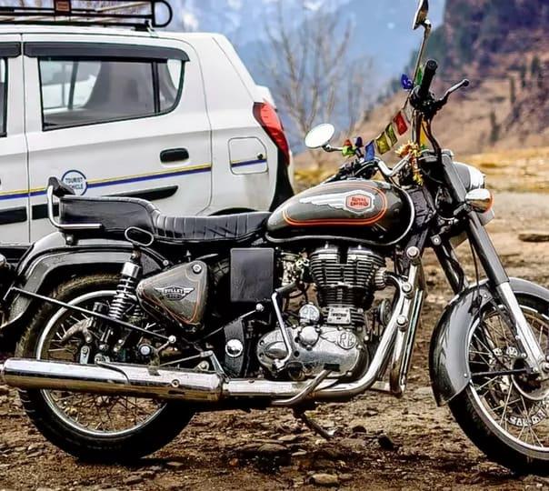 Manali Leh Srinagar Bike Tour from Delhi