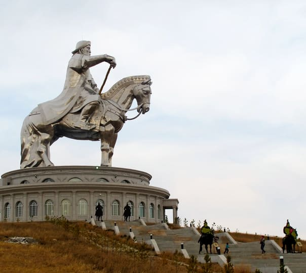 9 Day Tour of Incredible Mongolia