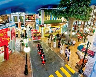 Ticket to Kidzania Singapore - Flat 18% off
