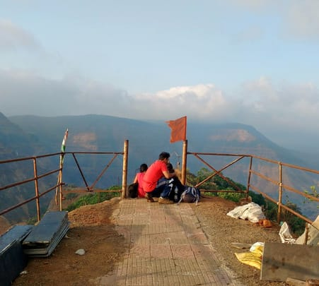 Night Trek at Vikatgad, Karjat