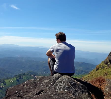 7 Hills Half Day Trekking at Lakshmi Hills in Munnar