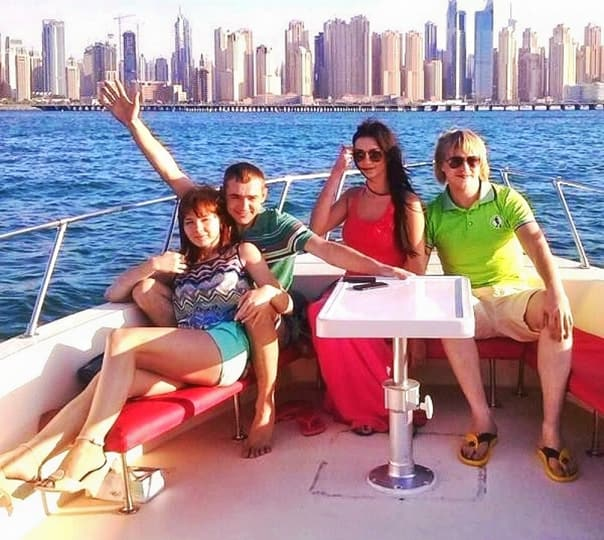 Cruising Trip in Dubai