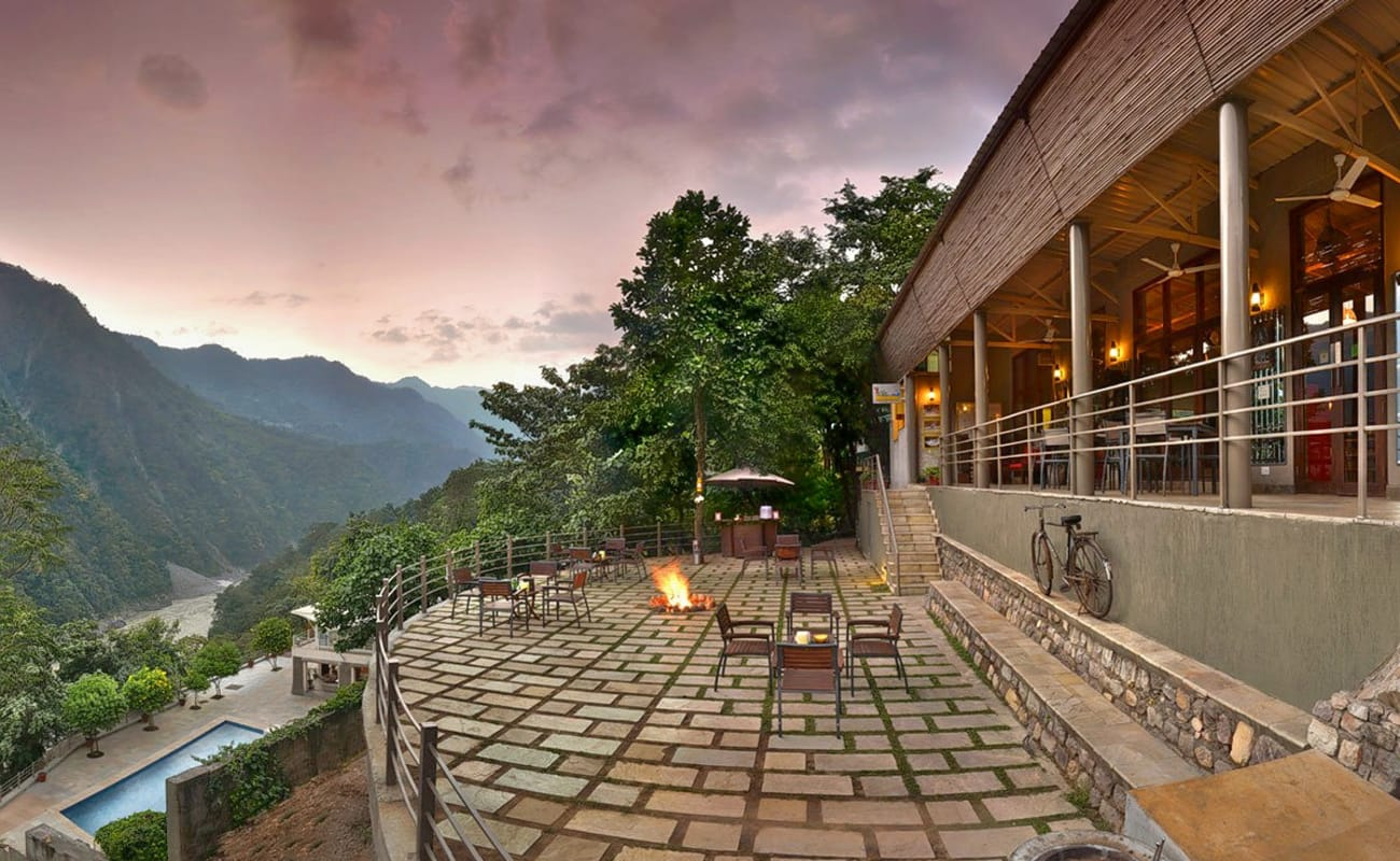 20 Best Resorts In Rishikesh