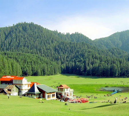 Adventure Camp at Bhuntar in Himachal Pradesh