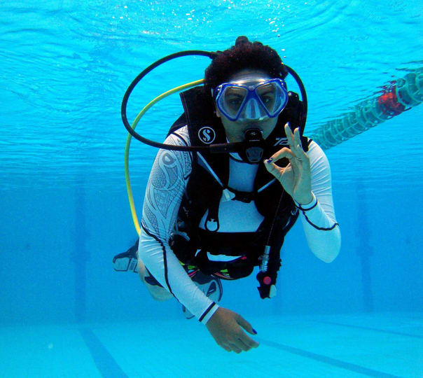 Padi Discover Scuba Diving (dsd) Experience