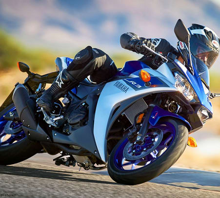 Rent a Yamaha Yzf R3 in Bangalore