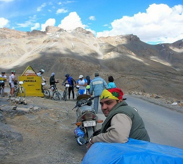 Manali To Leh Cycling Tour