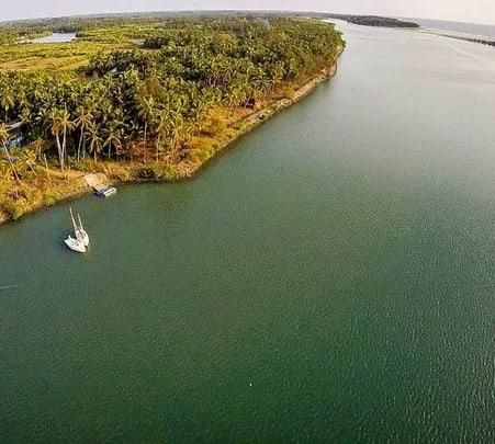 Kayaking Trip in River Shambhavi
