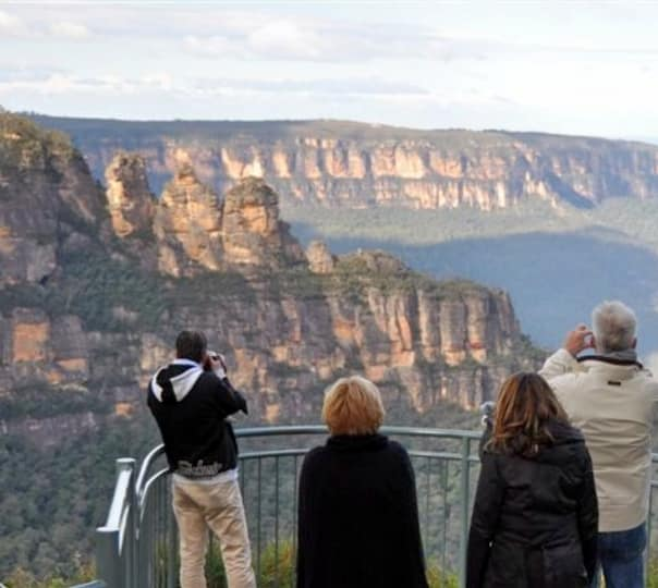 Scenic World Tour in Sydney