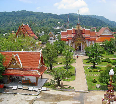 5 Day Phuket Island Sightseeing Tour