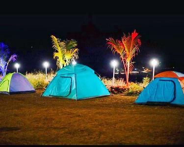Pawana Lakeside Camping at New Year Eve, Mumbai