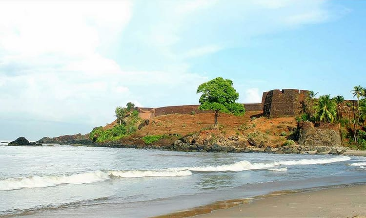 Watch Beautiful Sea From Bekal Fort