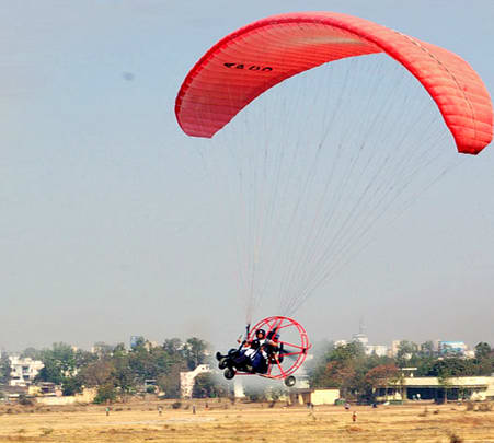 Day Fun at Fly India Adventure Resort